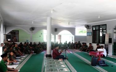 Pesantren Kilat Ramadhan 1440 H Di Kodim 0734/Yka, Sederhana Namun Penuh Hikmah