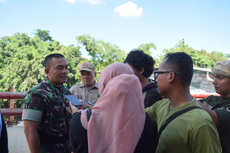 Kolonel Arh Zaenudin S.H., M.Hum: Memadukan Kesiapsiagaan Dan Membangun Perilaku Sadar Bencana.