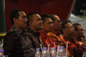 Dandim 0734/Yka Menghadiri Pekan Budaya Tionghoa di Titik Nol kilometer Yogyakarta.