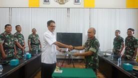 Gelar TMMD Sengkuyung , Kodim 0734/ Yka Turut Aktif Dalam Menyukseskan Pembangunan Daerah