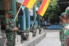 Dandim 0734/ Kota Yogyakarta : Laksanakan Tugas Dengan Penuh Rasa Tanggung Jawab !!!