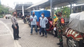 Antisipasi DBD, Babinsa Umbulharjo tempatkan Kotak Nyamuk Wolbachia