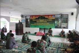 Kodim Kota Yogyakarta Peringati Maulid Nabi Muhammad SAW 1442 H/2020