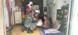 BABINSA KORAMIL 07/UMBULHARJO BERBAGI DENGAN WARGA KURANG MAMPU