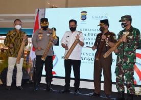 Kodim Kota Yogyakarta Dukung Mall Tangguh Covid-19