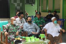 Kasdim Kota Yogyakarta Hadiri Baksos Donor Darah