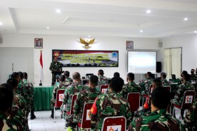 Binsiap Apwil Dan Puanter, Sarana Kodim 0734/Kota Yogyakarta Menghadapi Era Globalisasi Yang Semakin Kompleks
