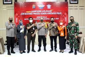 Dandim Kota Yogyakarta Hadiri Launching Aplikasi Sinar