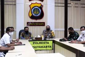 Dandim 0734/Kota Yogyakarta Hadiri Rakor Lintas Sektoral Operasi
