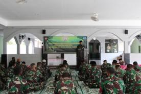 Kodim Kota Yogyakarta Gelar Peringatan Nuzulul Qur'an 1442 Hijriyah