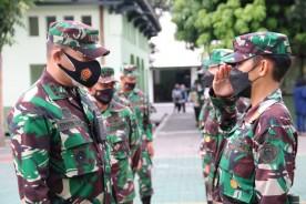 Dandim Kota Yogyakarta Lepas Siswa Pa PK TNI Khusus Tenaga Kesehatan