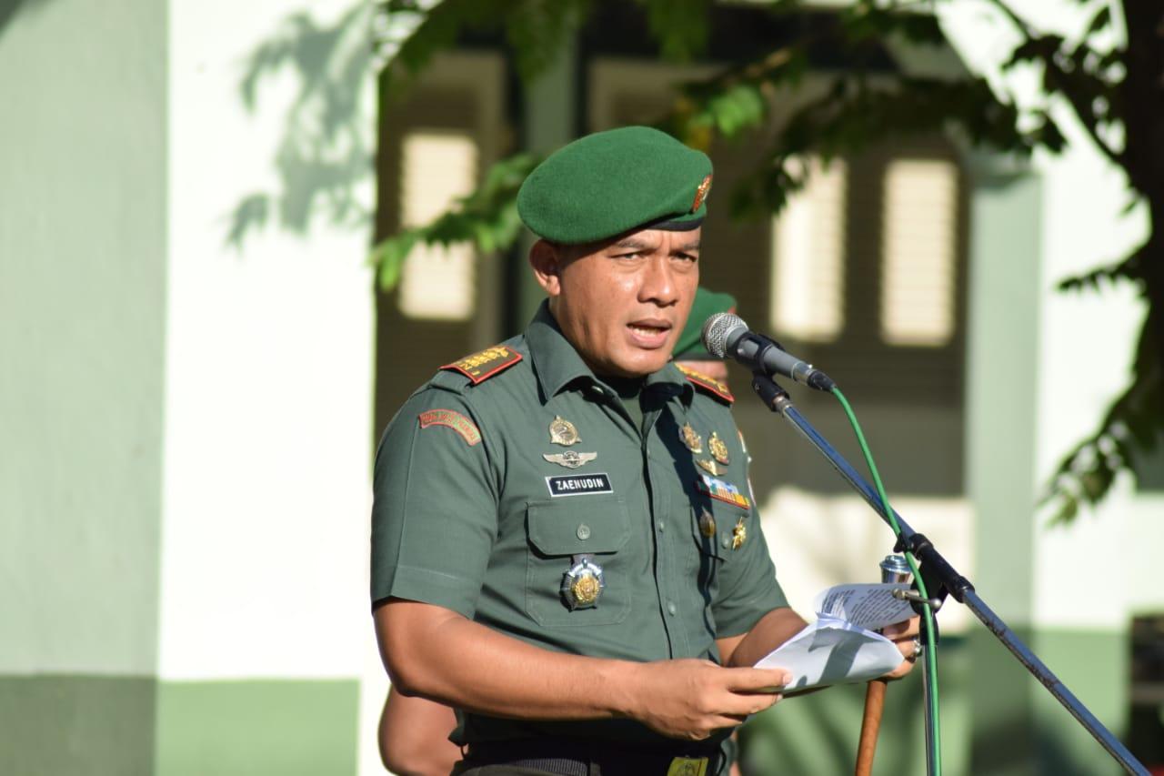 AMANAT PANGLIMA TNI